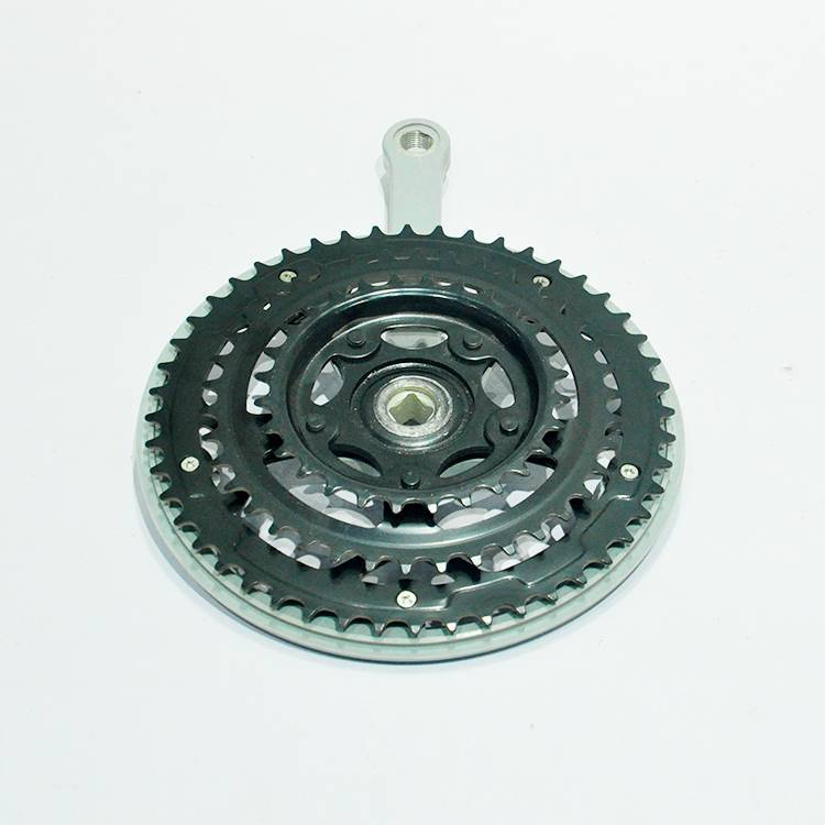 bicycle crank /alloy bicycle crank/chainwheel for bicycle