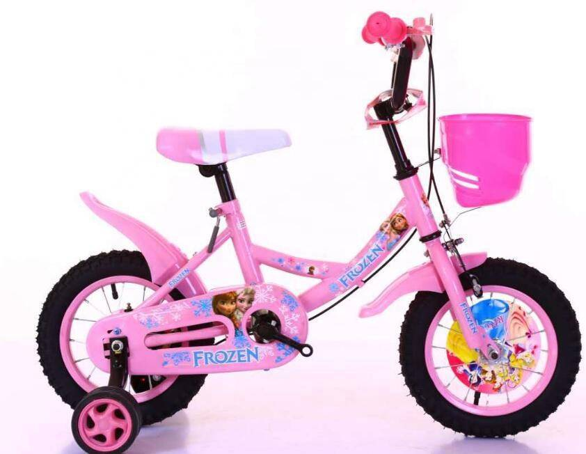 China wholesale Kids Bike Factory - Factory  of bike children kids toys bike for 3-7 years girls –  Gorgeous Bike