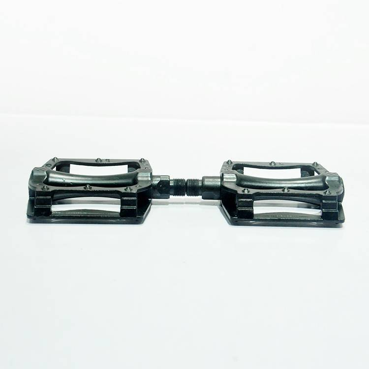 bicycle folding pedals with reflector