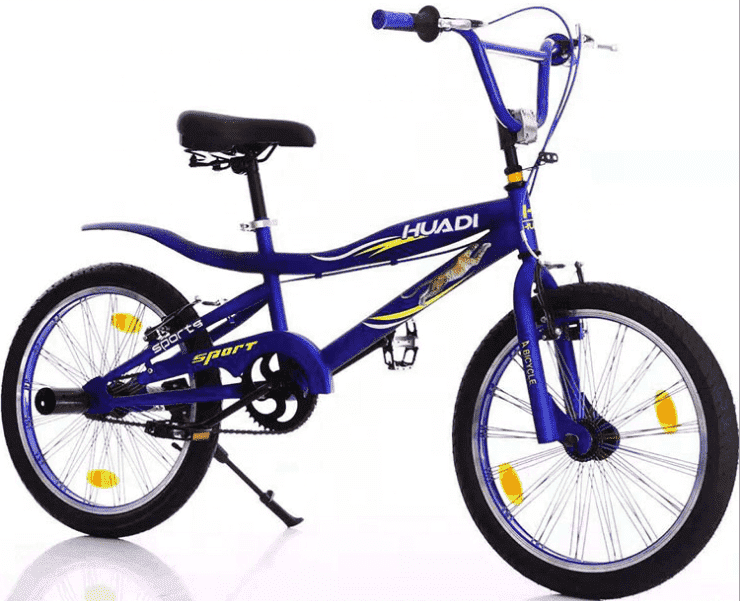 China Cheap price Children Bike Factory - Cheap price factory direct-sale 20 inch single-speed sport bike bicycle gear V brake for children's field performance BMX bike –  Gorgeous Bike