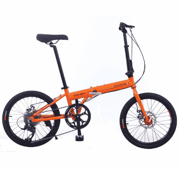 Aluminium alloy frame 20inch folding bicycles/bike for sale