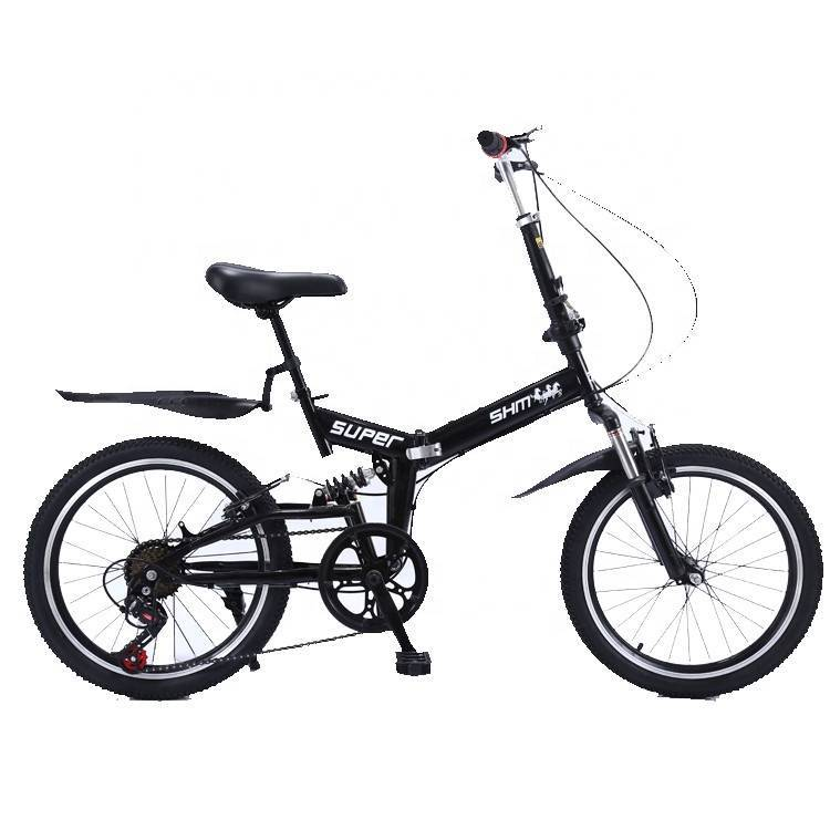High Grade 20 inch folding bike/carbon fiber folding bike/ folding bicycle for sale
