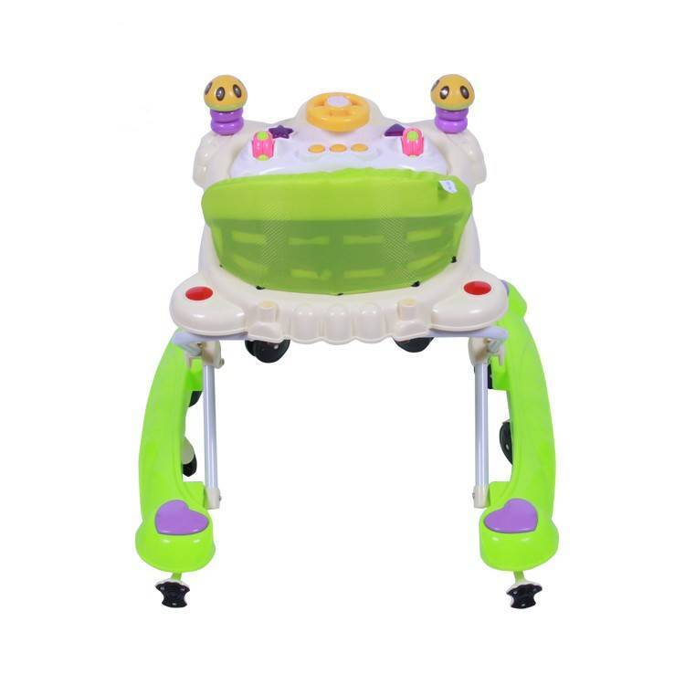 Hot sale Child Walker With Wheels - top quality baby plastic car / toys for baby small walkers / baby products hot selling baby walker baby car –  Gorgeous Bike