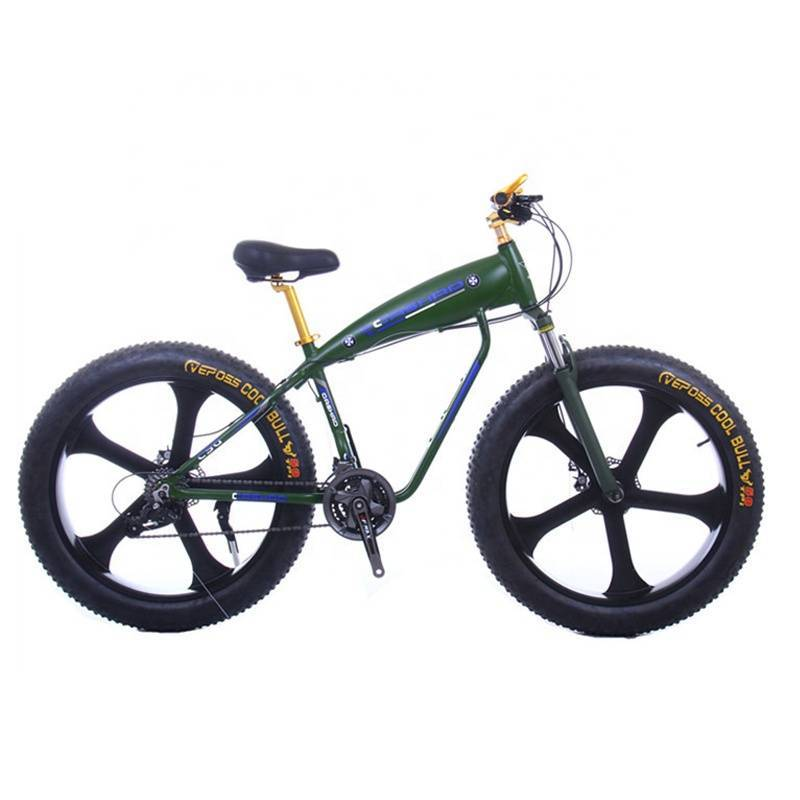 Colored Carbon Fat Bike complete full suspension/New Fat Tyre Bike with Wheelset/26×4.9 tires Fat Bike Sale
