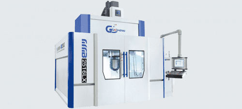 GMB 5-AXES GANTRY MACHINING CENTER