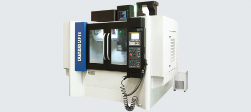 Hot New Products 5 Axis Vertical Machining Center - VM DIE AND MOLD MACHINING CENTER – Guosheng