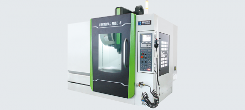 OEM/ODM China Manual Vertical Milling Machine - V GENERAL VERTICIAL MACHINING CENTER – Guosheng
