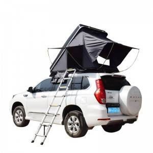 ABS Triangle  hard shell roof top tent