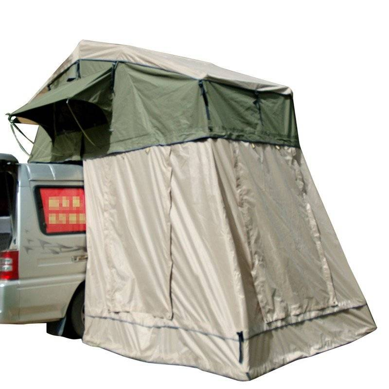 High Quality Car 4wd Off road Roof Top Tent - 6803-Factory direct supply 4wd  camping car roof top tents with annex – Arcadia Featured Image