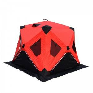 Winter bivvy carp cube shelter tent for ice fishing