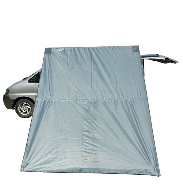 Chinese wholesale Anti Mosquito Car Side Awning - Camping Car Roof Top Tent with side awning  – Arcadia