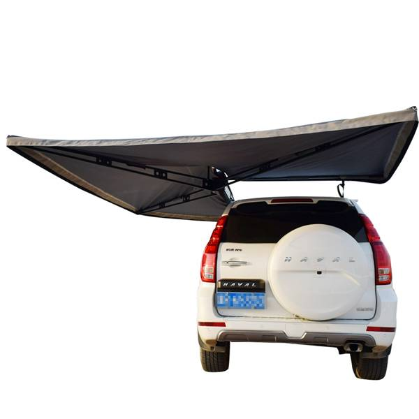 High definition Vehicle Awning - car side awning rooftop pull out tent shelter – Arcadia