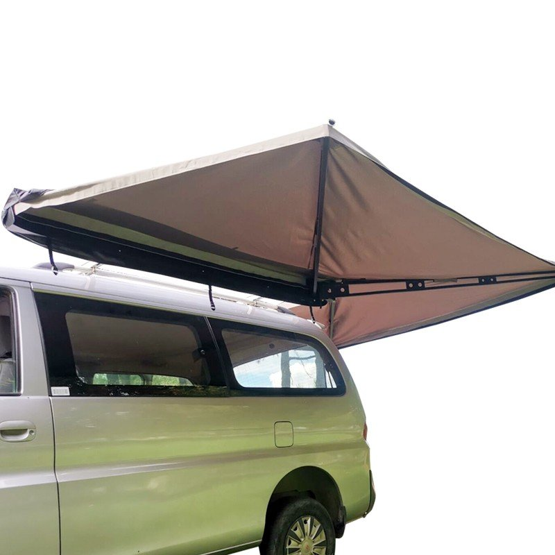 Factory wholesale 4×4 Awning - 270 Degree car roof side  Awning  – Arcadia