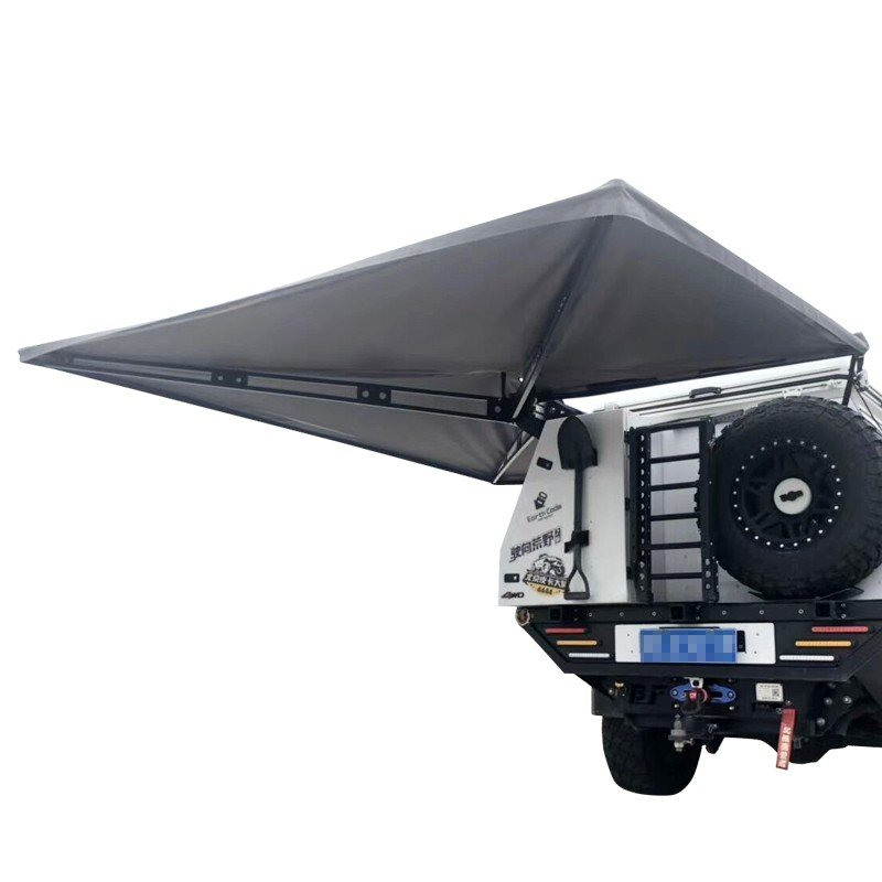 Reasonable price Side Car Awning - 270 Degree car roof side  Awning  – Arcadia Featured Image