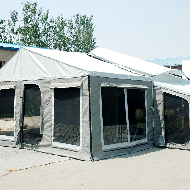 Wholesale Price China 7*4 Camper Trailer Tent - Roof top Camper trailer tent  – Arcadia