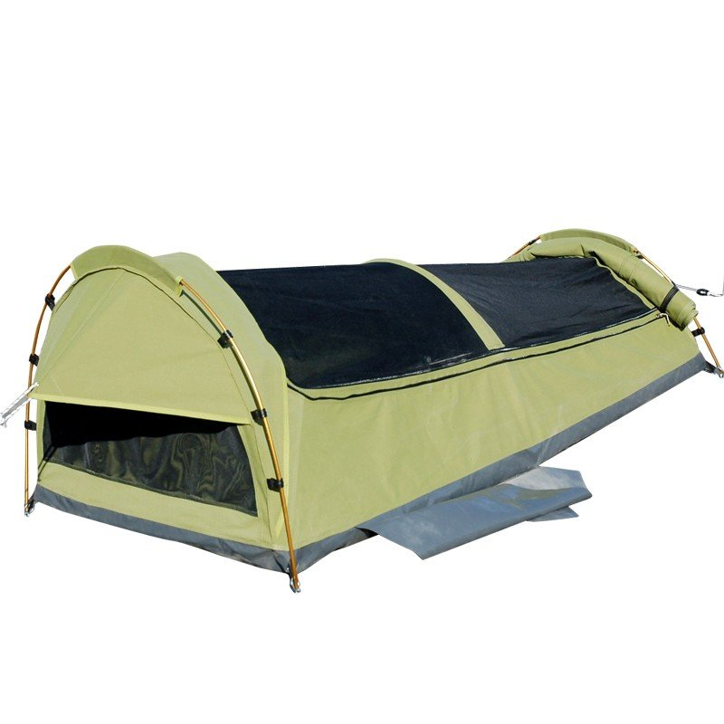 China wholesale Camping Swag Tent - Camping Canvas Swag Tent – Arcadia