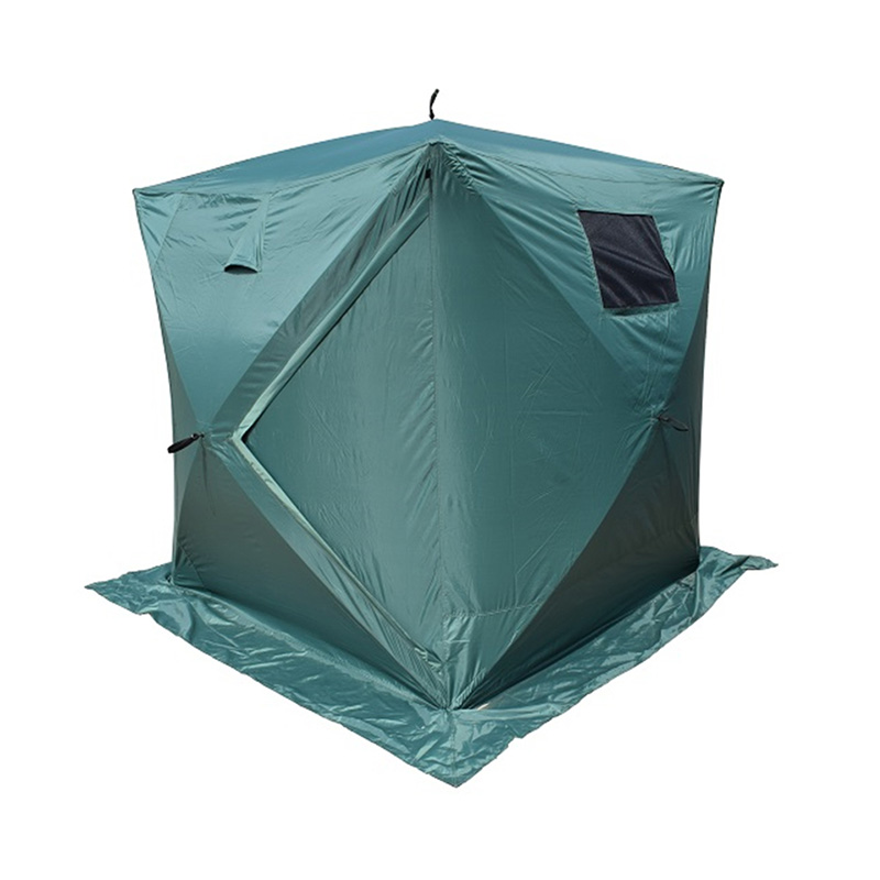 Factory Cheap Hot Fishing Sunshade Tent - Cube Ice  Fishing Tent – Arcadia