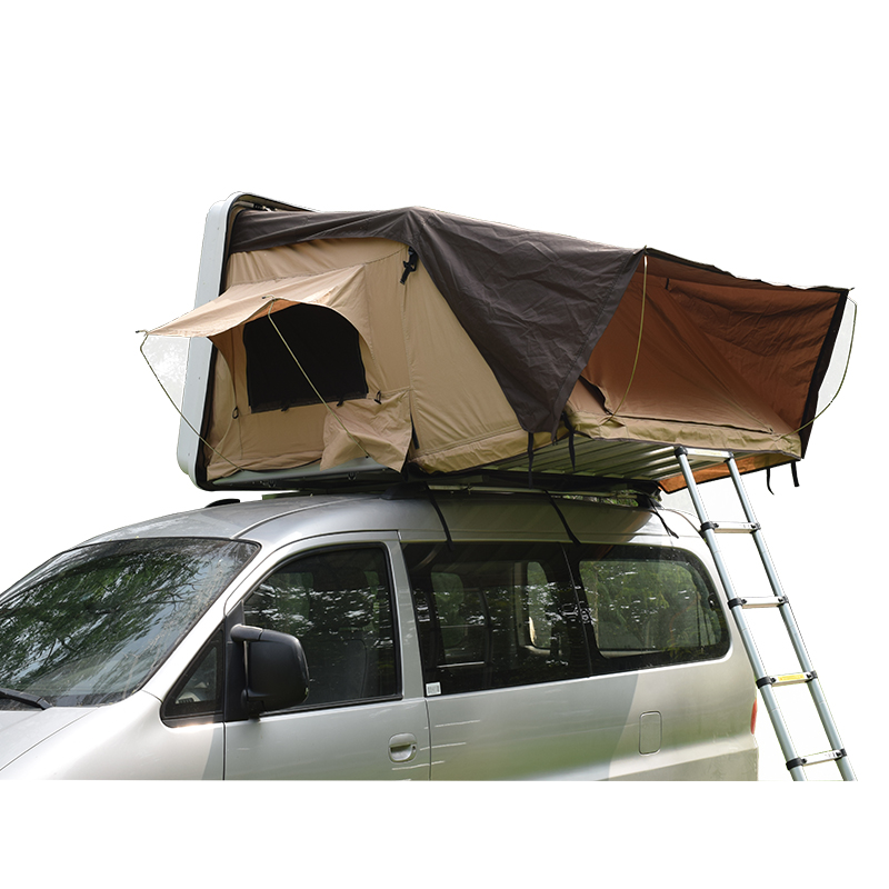 Best quality Soft Roof Top Tent - hard shell roof top tent-T02 – Arcadia