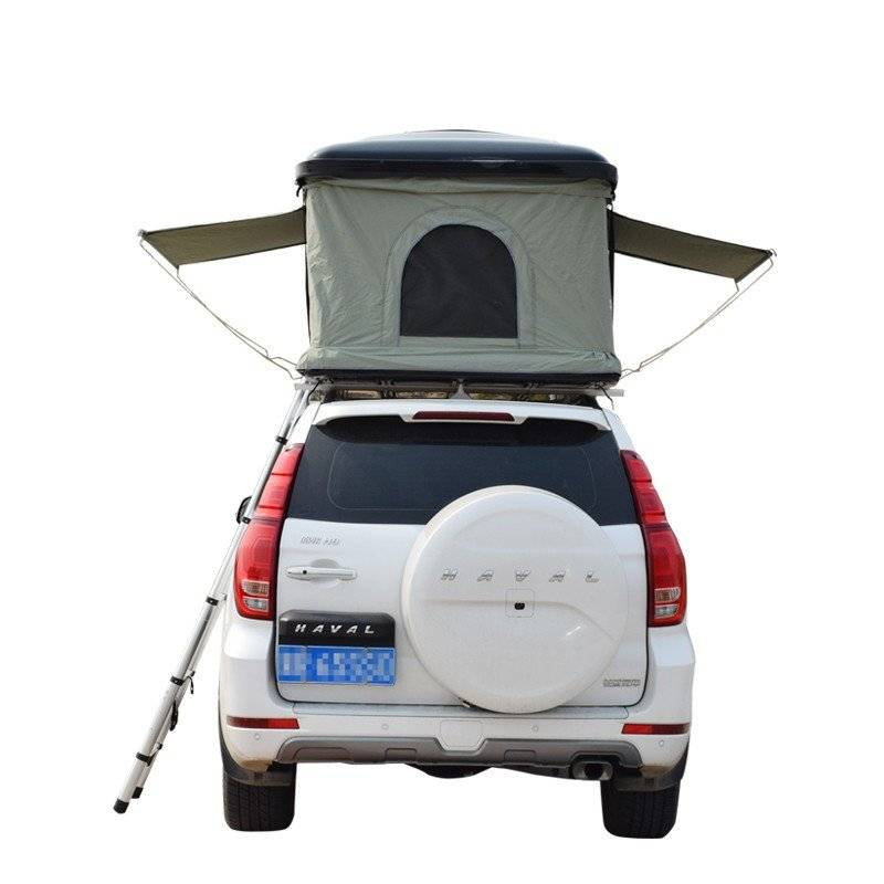 Car ABS Hard Shell Roof Top Tent for Roof Top Tent Chinese Factory Featured Image