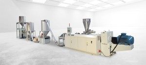 Soft / Rigid PVC Granulation Line
