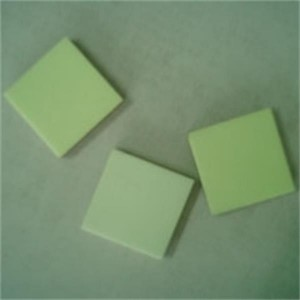 Photoluminescent Glaze Tile