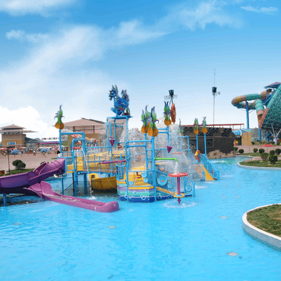 Public Pools and Water Park