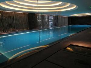 OEM/ODM China Hotel Swimming Pool Project - BoShe hotel indoor heating swimming pool – Great
