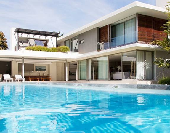 How to start a leisure private villa pool project