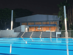 China OEM Training Swimming Pool Solution - Outdoor training swimming pool service – Great