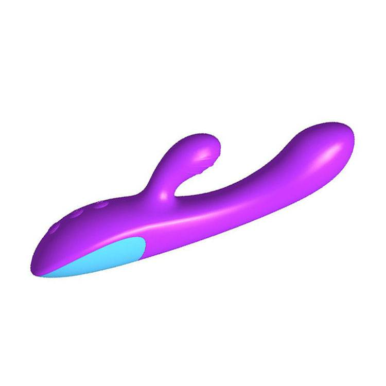 Original Factory Realistic Vibrating Dildo - sex factory original design vibrator with high quality material sex product high quality rabbie vibrator – Western