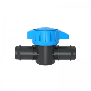 High definition Pvc End Plug - Irrigation mini valve- LION – GreenPlains