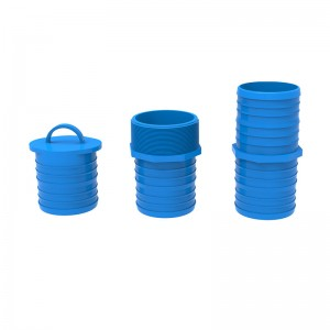PVC LayFlat Hose And Fittings