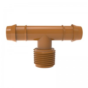2020 wholesale price Pvc Elbow - Irrigation Fitting- Garden Series 17MM (POM) – GreenPlains