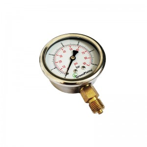 High definition Electric Pressure Sustaining Control - Manometer – GreenPlains