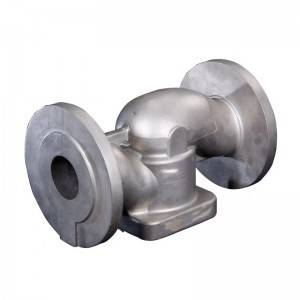 Stainless steel globe valve used in medical industry