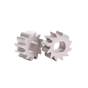 Helical Tooth Gear for Trailer Parts