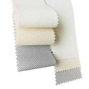 China Waterproof Curtain Sunscreen Shade Fabrics for Roller Blinds Windows Components