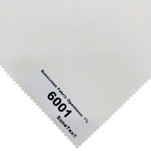 China Mechanism Printed Sunshade Sunscreen Sunshine Fabrics for Roller Blinds