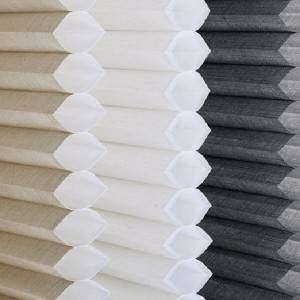 Double Cell Honeycomb Blinds Fabric Semi-Blackout