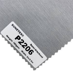 Certificated Pearlic Roller Fabric Semi-blackout 100% Polyester