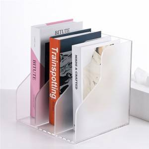 Clear A4 Acrylic Brochure Holder,File Holder,Sign Holder