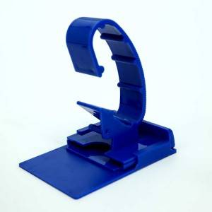 acrylic wrist watch display holder stand With C Ring