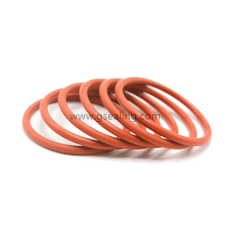 Rubber Viton Silicon Color O Ring