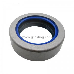 Tractor shaft combine oil seal