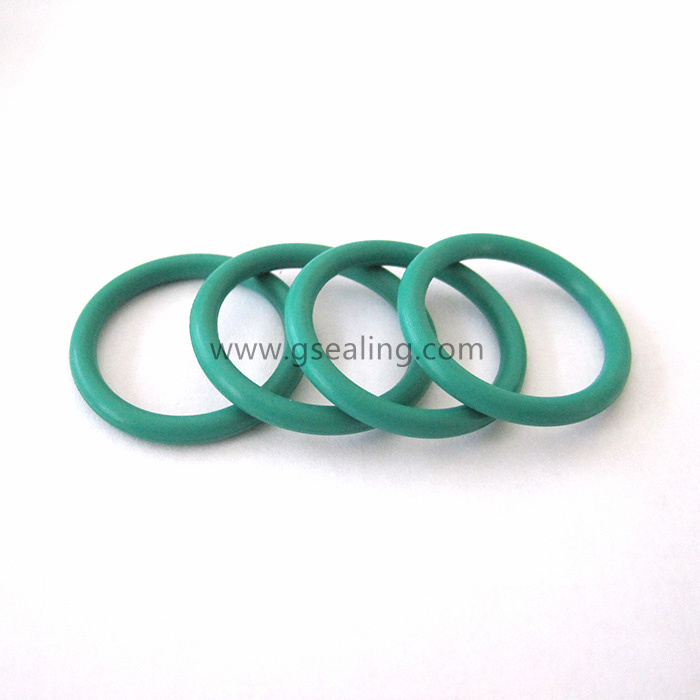 Silicon Green O Ring Seal Used In Fuel Injector China Manufacturer