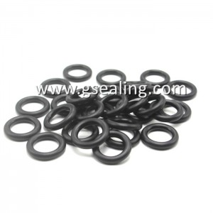 Silicon Rubber O Ring Seal Manufacturer
