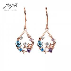 Special Price for Thumb Spica - Stud earrings-2 – G&T