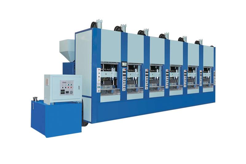 Wholesale Price 2 Station Eva Slipper Machine - Automatic Eva Foam Injection Moulding Machine – GTMSMART