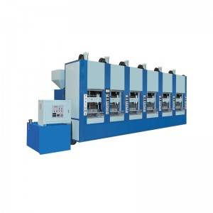 China wholesale One Color Eva Outsole Machine - EVA Injection Moulding Machine – GTMSMART