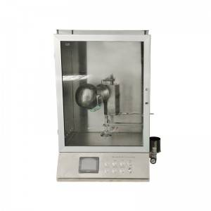 Top Suppliers Bacterial filtration efficiency tester - Surgical Mask Flammability Test Machine – GTMSMART